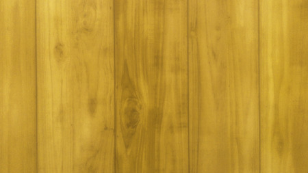 planking: Wood surface gold background with a pattern board