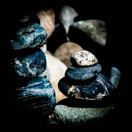 artsy: Stacked Stones