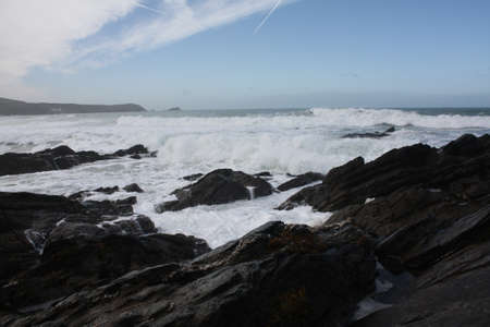Sunny Day in Newquay - Cornwall photo