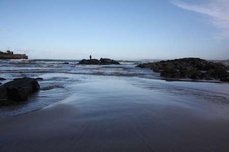Newquay Beach - Belly Board  photo
