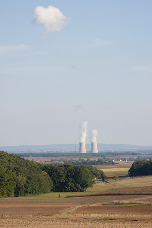 nuclear power plant: Nuclear Power Plant in Germany