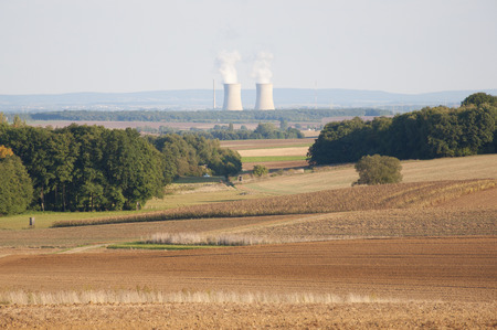 Nuclear Power Plant in Germany photo