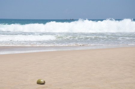 tangalle: A beautiful day at the beach in Tangalle, Sri Lanka