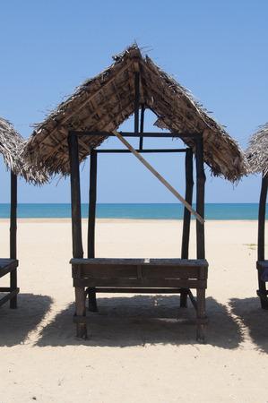 uplifting: Eco-friendly Sunbed at Whiskey Point, Arugam Bay in Sri Lanka