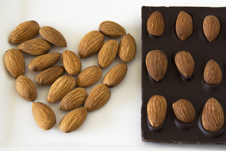 sinful: Delicious Chocolate Bar with Almonds