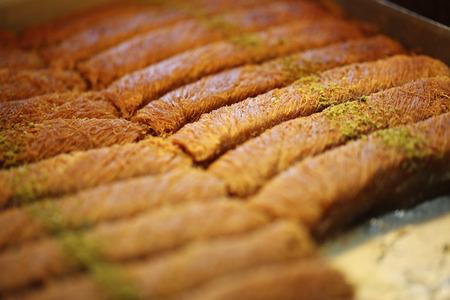 Kaday?f? Burma Walnut, Bakery Products, Pastry and Bakery Stock Photo