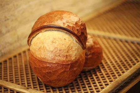 Pan de trabzon, productos de panaderia, pasteleria y panaderia Foto de archivo