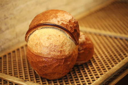 Trabzon Bread, Bakery Products, Pastry and Bakery Stock Photo