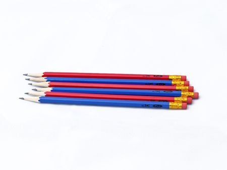 Back to school pencils