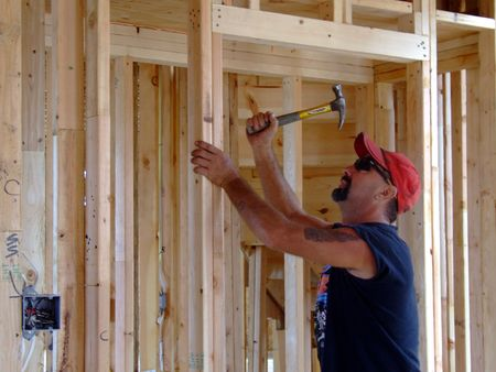 Construction Worker - Framing