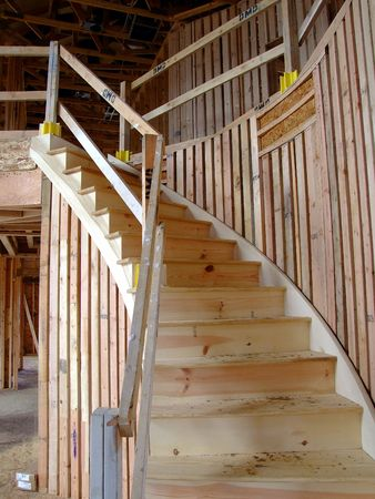 New Construction - Stairs
