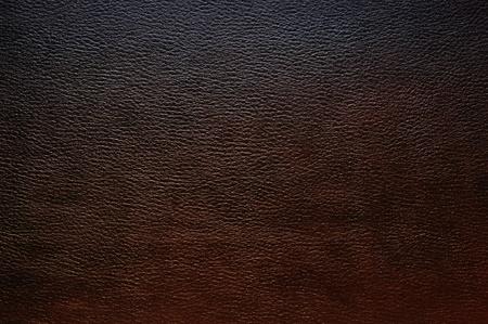 Natural brown leather texture  Standard-Bild