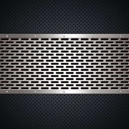 speaker grill: Mesh metal background