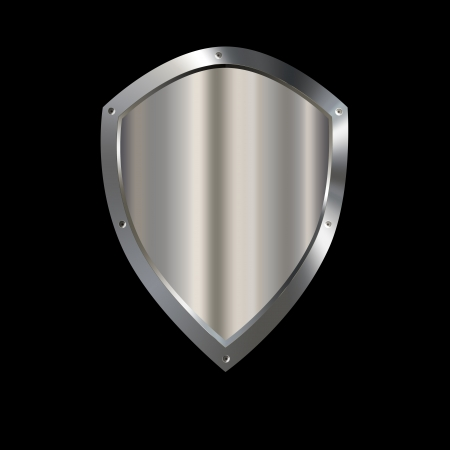 Abstract shield  photo