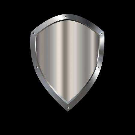 heraldic shield: Abstract shield