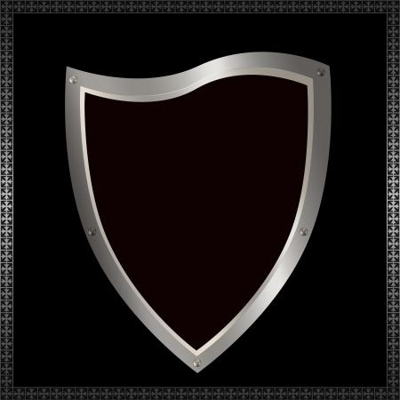 Shield  写真素材