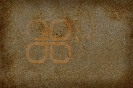 rusted: Rusty metal background. Stock Photo