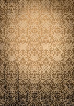 vintage wallpaper.