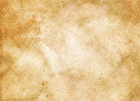 Old grunge paper background. Natural texture for the design. Standard-Bild