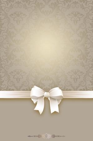 mo�o blanco: Fondo decorativo con el arco blanco y los patrones europeos de �poca.
