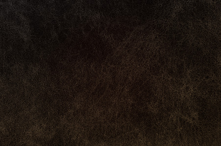 foe: natural texture of brown leather foe the design.