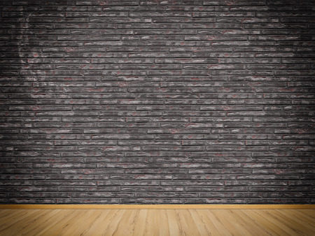 wall decoration: Bricks wall background for the design. Stock Photo