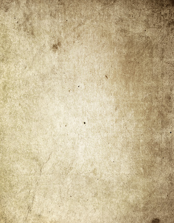 Old paper close up background. Natural texture of old grunge paper.