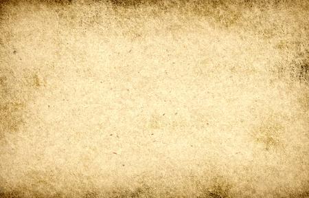 Vecchio sfondo di carta sporca per la progettazione. Archivio Fotografico - 45263866
