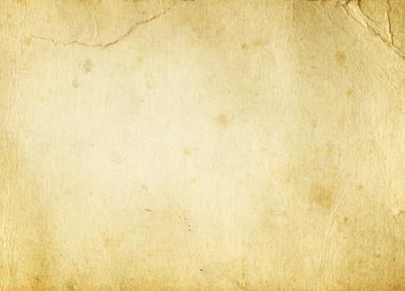 Hoja vieja sucio y arrugado de papel. Foto de archivo - 47743844