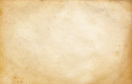 old paper texture: Aging paper background. Natural old paper texture for the design. Stock Photo