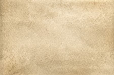 rough paper: Texture of old rough paper with spots. Stock Photo