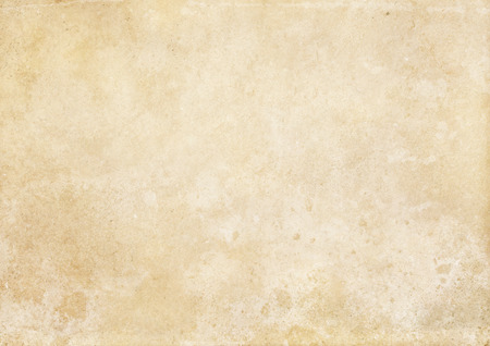 worn paper: Aging stained paper background for the design. Stock Photo