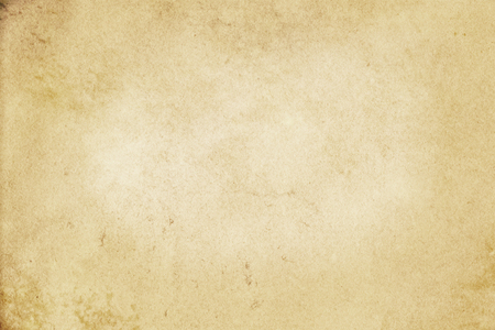 yellowed: Aged yellowed paper background for the design.