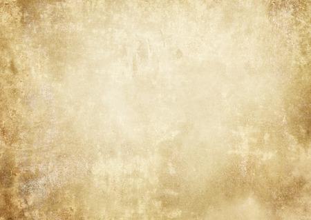 高齢者や黄ばんだ紙の背景。デザインのビンテージ紙のテクスチャです。
