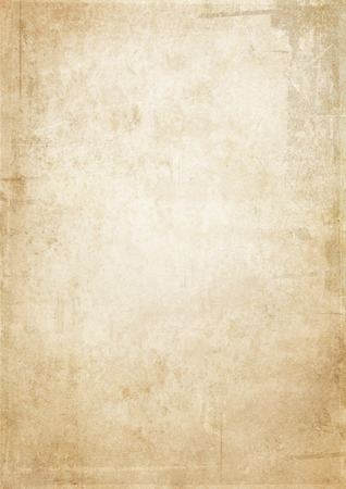 Grunge paper background for the design. Vintage paper texture. 写真素材