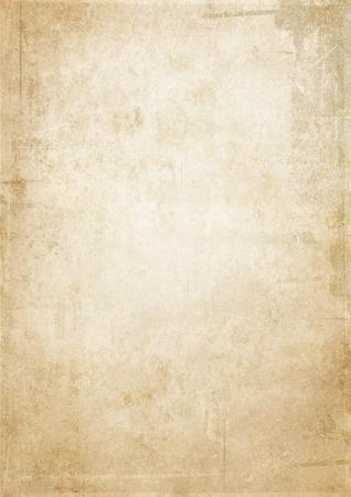 Grunge paper background for the design. Vintage paper texture. Standard-Bild