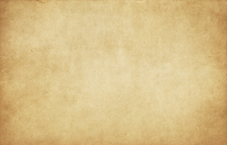 Old dirty and yellowed paper texture for background.