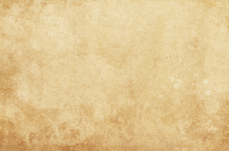 Old rusty and stained paper texture for background.