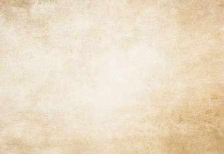 Grunge old paper texture or background for design. Reklamní fotografie