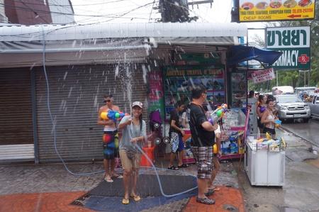 songkran: Songkran festival