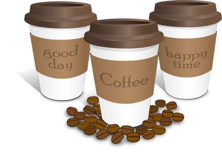 take away: coffee cup espresso cafe background