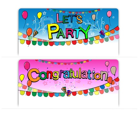 party Stock Vector - 17448609