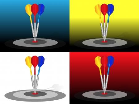 marksmanship: darts 4