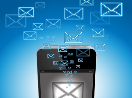outgoing: =incoming or outgoing Message icon