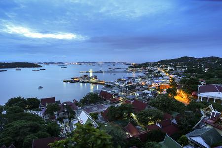 Si Chang Island Stock Photo