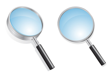 low scale magnification: Magnifying Glass