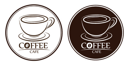 coffee , labels, design templates