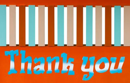 orificio nasal: Gracias unido a la naranja muro de hormigón, que están hechas de madera espiráculo Shera una de las estaciones. Foto de archivo