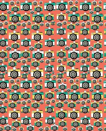 retro pattern design  vector illustration Vector