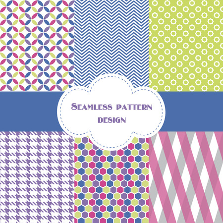 lining: seamless geometric pattern. vector illustration